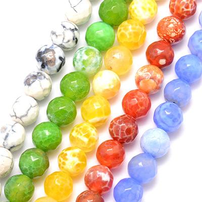 8eaff976435c China Factory semi precious and precious gemstone beads bulk sale -  Pandawhole.com
