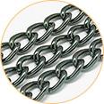 Gunmetal Chain