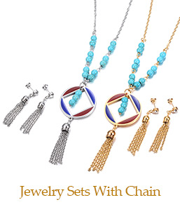 Jewelry Sets With Chain
