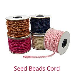 Seed Beads Cord