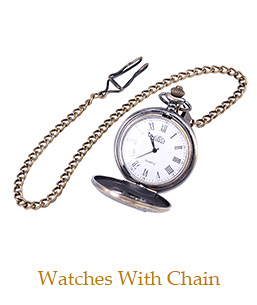 Watches With Chain