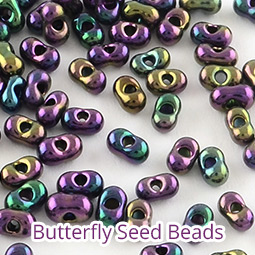 Butterfly Seed Beads