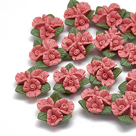 Handmade Porcelain Cabochons