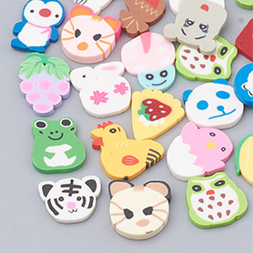 Mixed Polymer Clay Cabochons