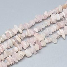Natural Morganite Beads Strands