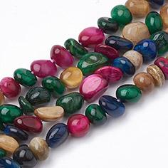 Natural Tiger Eye Beads Strands