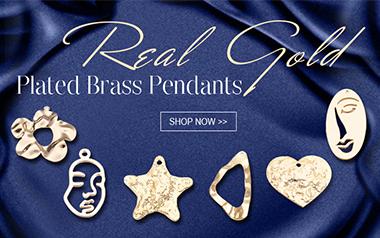Brass Pendants