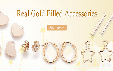 Real Gold Filled Accessories