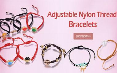 Adjustable Nylon Thread Bracelets