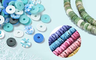 Heishi Jewelry Beads